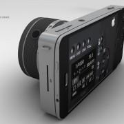 iCam Konzept: Siri-kompatibles iPhone 5 Camera Case