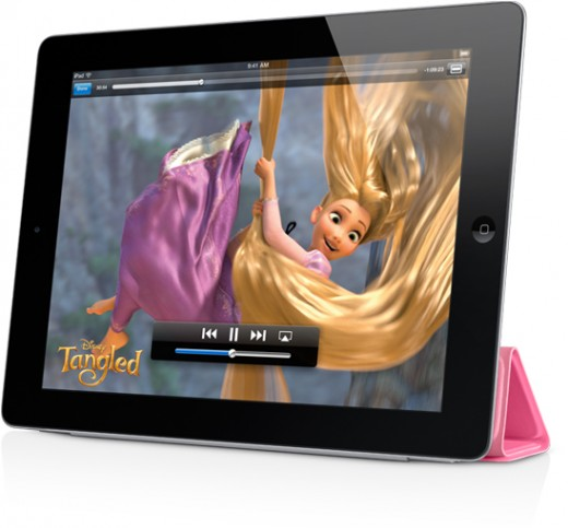 Bekommt das iPad 3 ein Retina Display mit neuer LED-Hintergrundbeleuchtung?