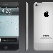 Konzept: iPhone 5 meets iPad 2