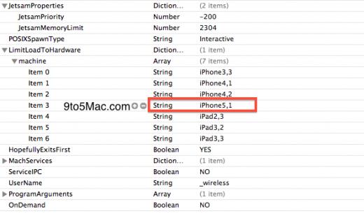 iOS 5.1 Code: Neuer Hinweis auf ein iPhone 5,1
