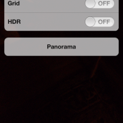 Verstecktes Feature: Nativer Panorama-Modus am iPhone 4S, iPhone 4, iPad 2 und iPod Touch