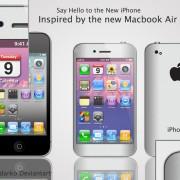 """iPhone 5 Konzept: """"How I wish it was"""" (weiß) von DorianDarko"""