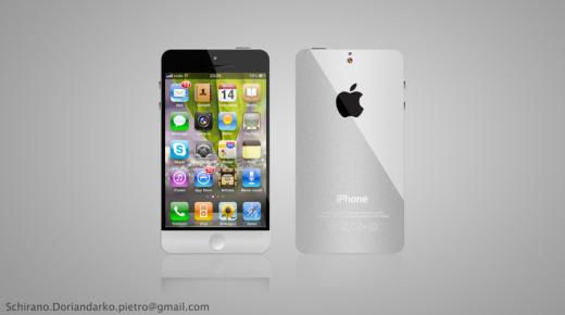 iPhone 5 Konzept: BigScreen von DorianDarko