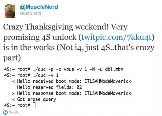 iPhone 4S Unlock: Dev Team findet vielversprechenden Exploit
