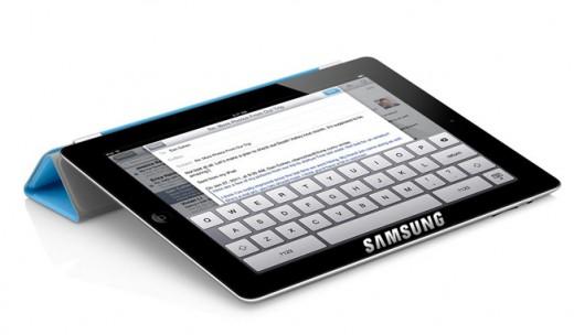 Wettrennen: Samsung bereitet Tablet mit Retina Display für Februar vor