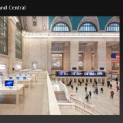 Apple Store, Grand Central Station, New York