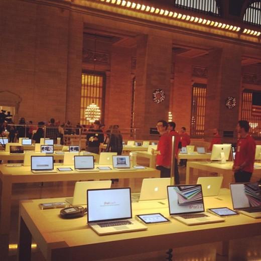 Offiziell: Neuer Grand Central Apple Store wird am 9. Dezember eröffnet