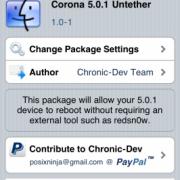 """3. Schritt: Auf """"Install"""" tippen, mit """"Confirm"""" bestätigen, und sobald der Download abgeschlossen ist, auf den großen """"Return to Cydia"""" tippen. Fertig."""
