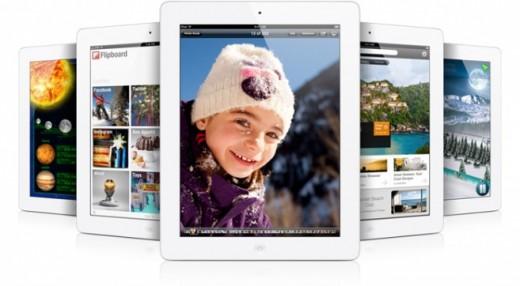 """Das iPad 2. Kommt 2012 ein kleineres """"iPad Mini"""" auf den Markt?"""