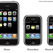 iPhone 5: iPhone, iPhone Nano und iPhone Shuffle?