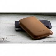 More-Thing Letiqué Collection Ledercase für iPhone 4(S)