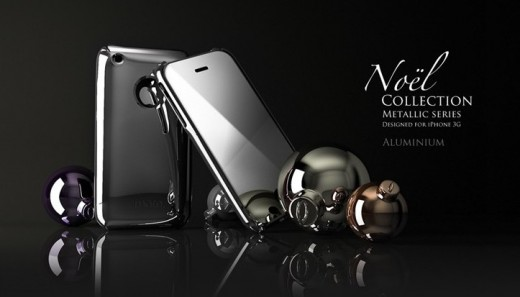 More-Thing Noel Collection Hartschalenhülle für iPhone 3G(S), auch erhältlich für iPhone 4(S)!