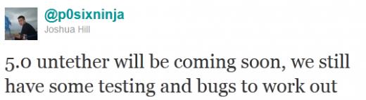 p0sixninja: iOS 5.0 untethered Jailbreak kommt in Kürze