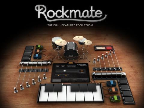 Rockmate: Die ganze Bandausrüstung auf einem iPad