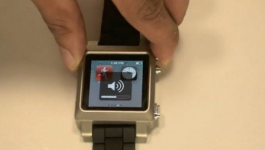 Paradox iPod nano Watch Kit