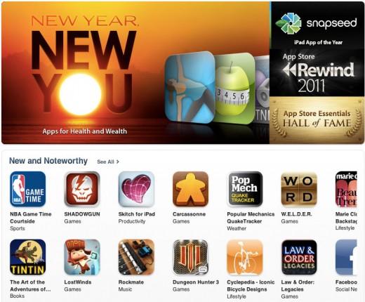 Meilenstein: iPad AppStore bald mit über 3 Milliarden Downloads