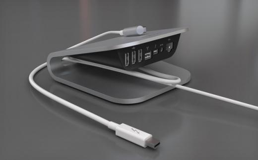 CES2012: Neues Zubehör mit Thunderbolt und Bluetooth 4.0