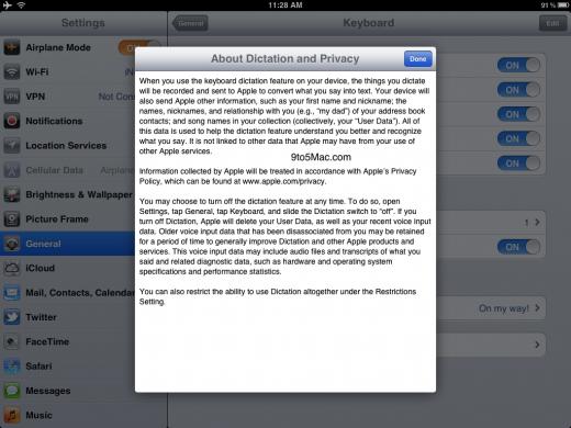 iOS 5.1b3: Siri bald auch für iPad 2?