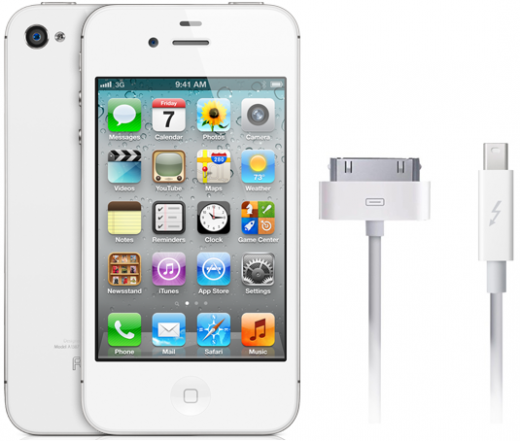 iPhone 5 & Co. mit Thunderbolt? [Patente]