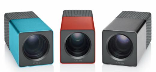 Lytro - eine völlig neue Kameratechnologie