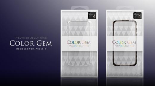 Gewinnspiel: Color Gem Bumper für iPhone 4