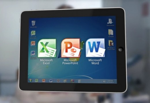 Windows 7 am iPad nutzen: Mit OnLive Desktop