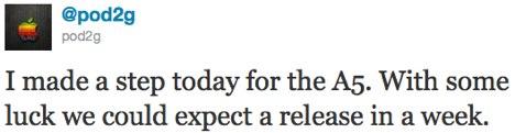 iOS 5: Untethered Jailbreak für iPhone 4S und iPad innerhalb einer Woche?