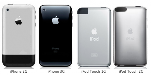iOS 5 Features auch am iPhone 2G und 3G? Whited00r hilft!