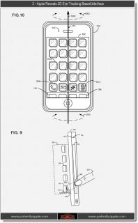 Patent: Apple arbeitet an 3D Eye-Tracking Interface für Spiele und zukünftige iPhones