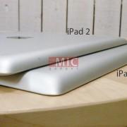 iPad 3 scheint dicker als erwartet zu werden