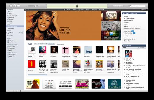 iTunes: Apple scheint Rundumerneuerung zu planen
