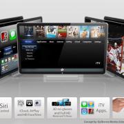 Apple iTV/HDTV: 3 Szenarios, Start Ende 2012