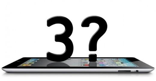 iPad 3: App-Demos, Werbespots und Präsentation kurz vor Fertigstellung