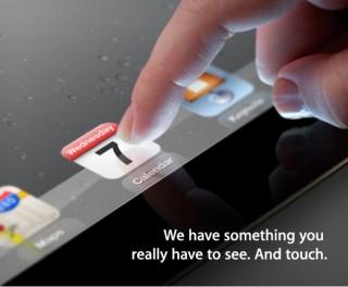 iPad 3 Event am 7. März 2012