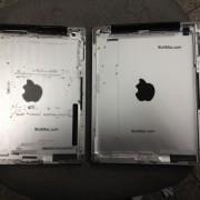 Zeigt dieses Foto eine echte iPad 3 Rückseite?