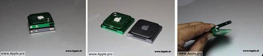 Bekommt der iPod Nano 7G doch eine Kamera?