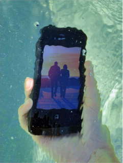100% wasserdicht: LifeProof iPhone 4S/4 Case