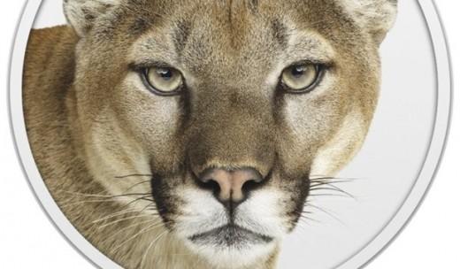 Offiziell: OS X 10.8 heißt Mountain Lion