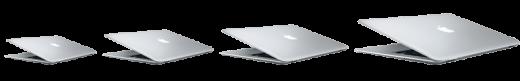 Gerücht: Neues MacBook Pro Update bekommt Air-Formfaktor?