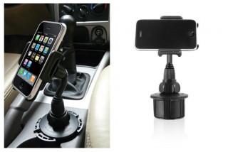 Gewinnspiel: Macally mCup Autohalterung für alle iPhones und iPods abzugeben. :)