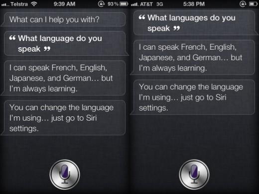Siri zeigt ungewollt neue Features