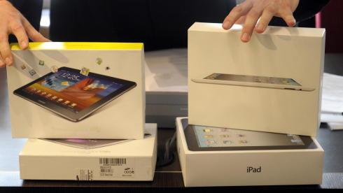 Apple vs. Samsung - Entscheidung vertagt