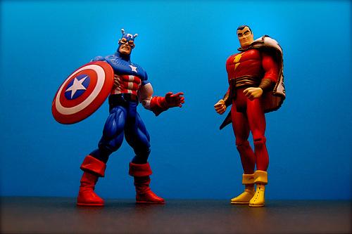 iBookstore: Marvel bietet über 80 Graphic Novels an