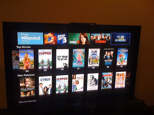 iTV Entertainment warnt Apple vor Nutzung von iTV-Begriff