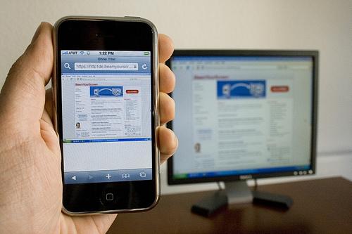 Tether: HTML5-Anwendung statt iOS-App