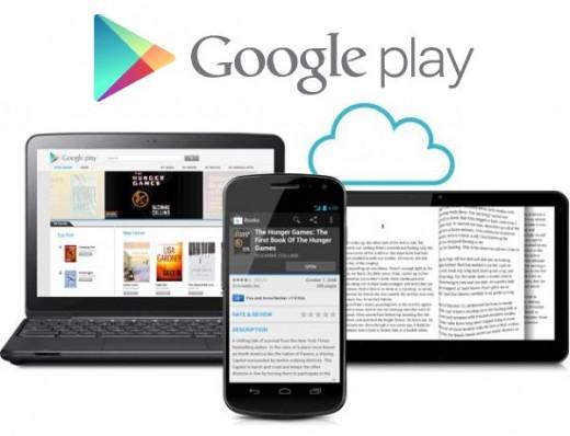 iCloud: Google Play ist im Kommen