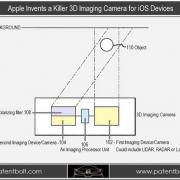 Patent: iPhone 5 mit erweiterter 3D-Kamera?