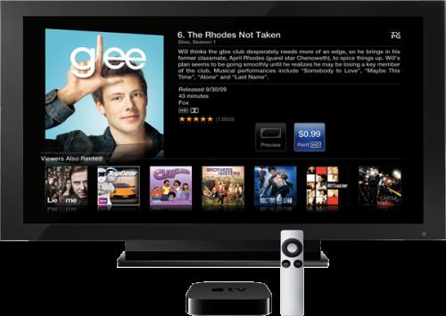 AT&T soll schon 2007 an IPTV-Lösung für Apple gearbeitet haben