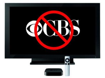 Apple TV: CBS erteilte Absage