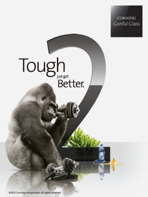 iPhone 5: Gorilla Glas 2?